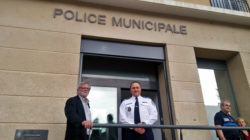 Manosque: la police municipale déménage