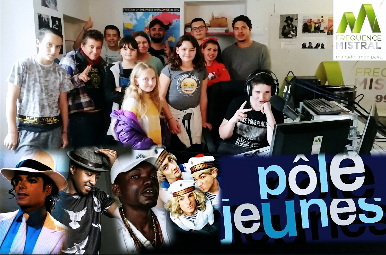 L'émission du Pôle Jeunes de Sisteron !