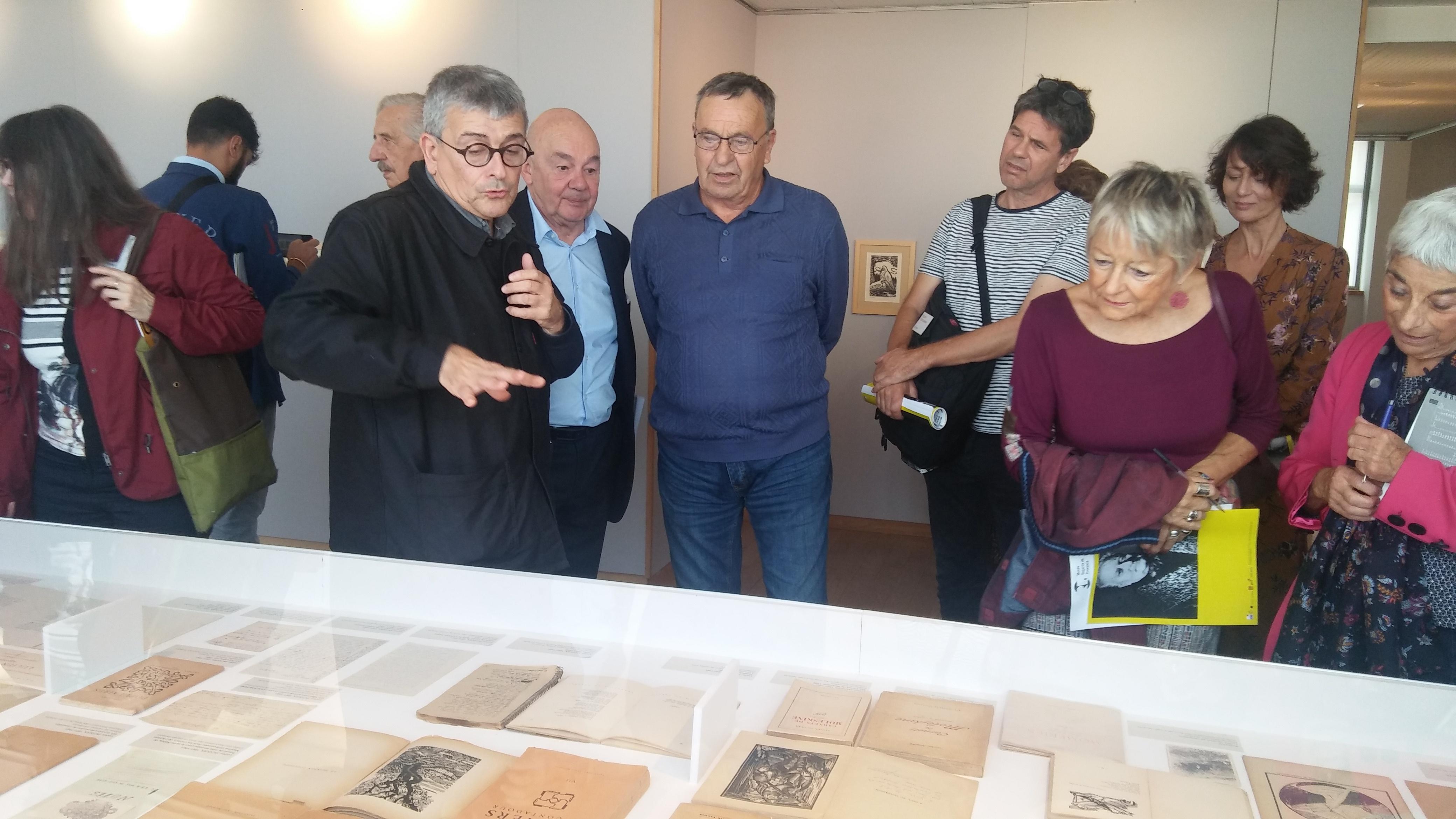 Jean-François Chougnet réunit Jean Giono et Lucien Jacques