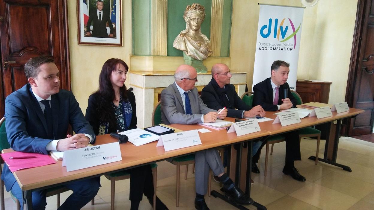 Hydrogène vert: les ambitions de la DLVA