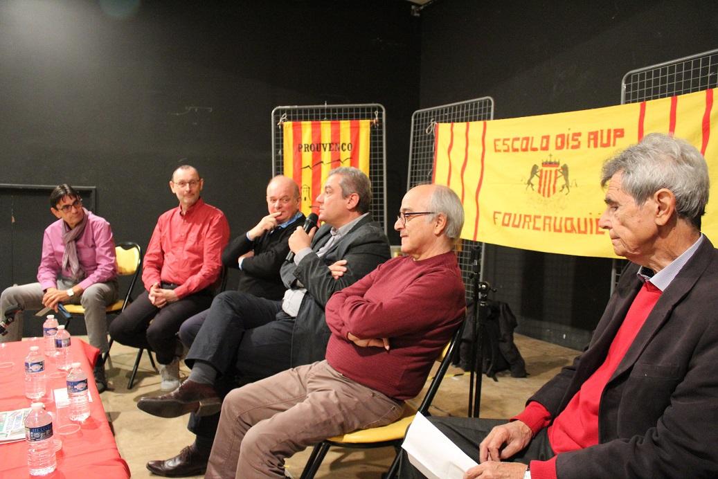 Ils défendent la langue et la culture provençales