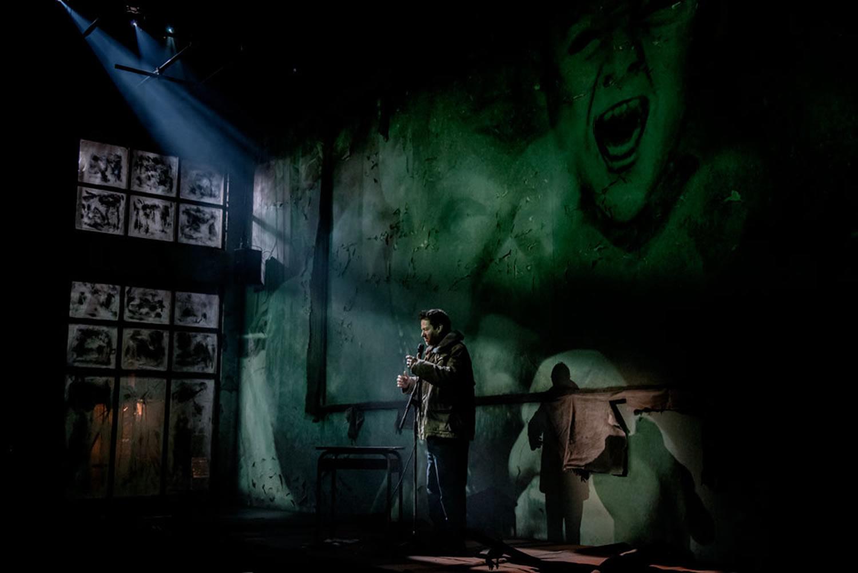 La fin de l'homme rouge, à voir le mardi 19 novembre au Théâtre Durance !