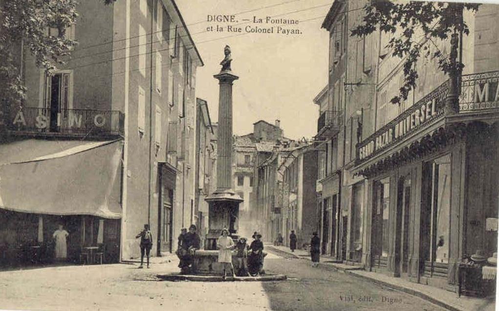 Ils plongent dans l'histoire des rues de Digne