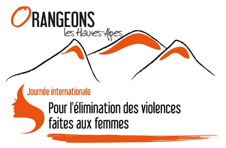 Mobilisons-nous, Orangeons les Hautes-Alpes !