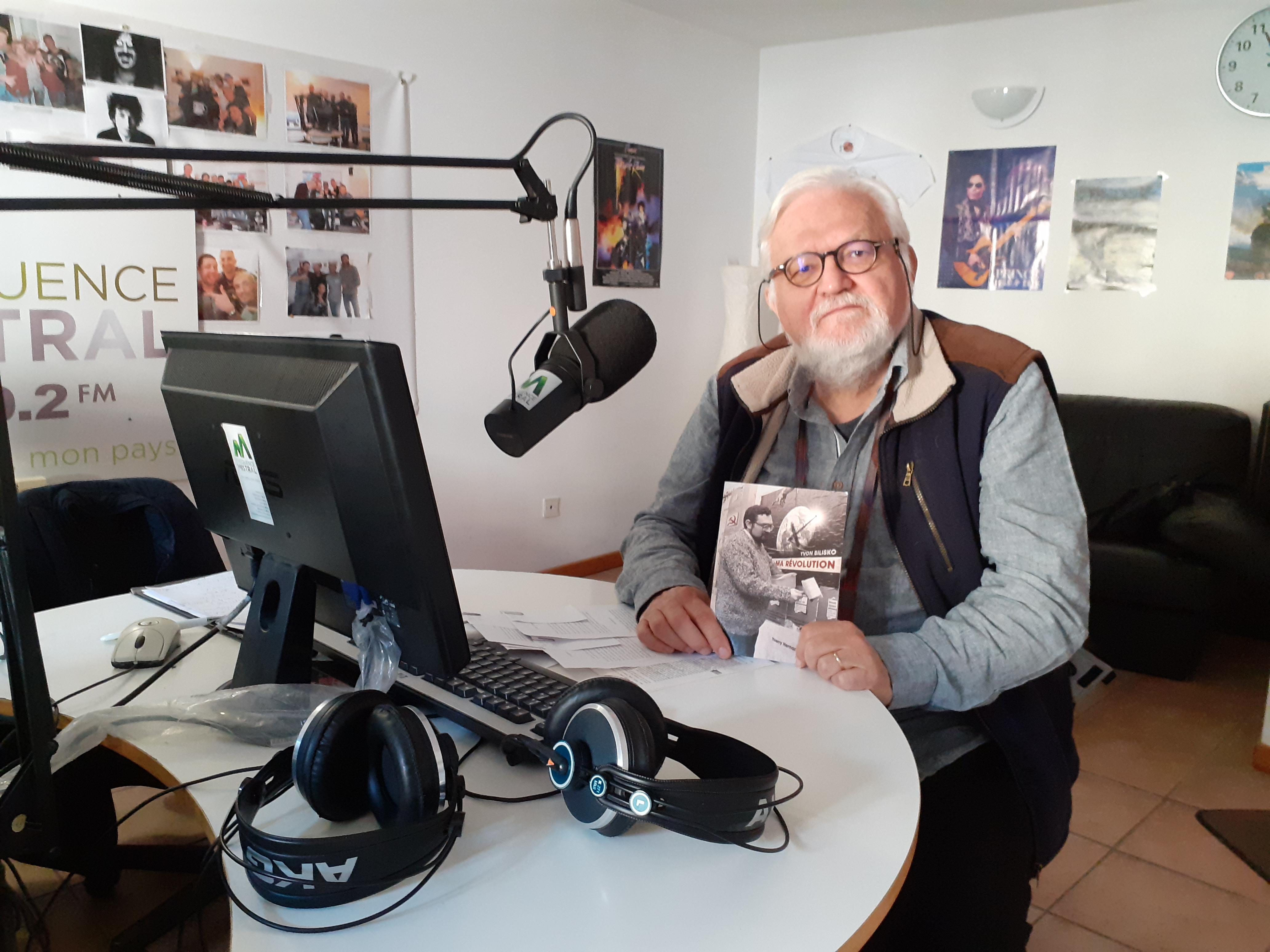 Yvon Bilisko, un auteur Bas-Alpin, qui fait sa révolution !
