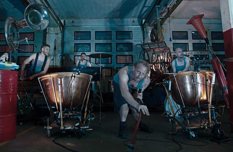 « Ramkoers », musiciens pros de la bricole le jeudi 12 décembre au Théâtre Durance !