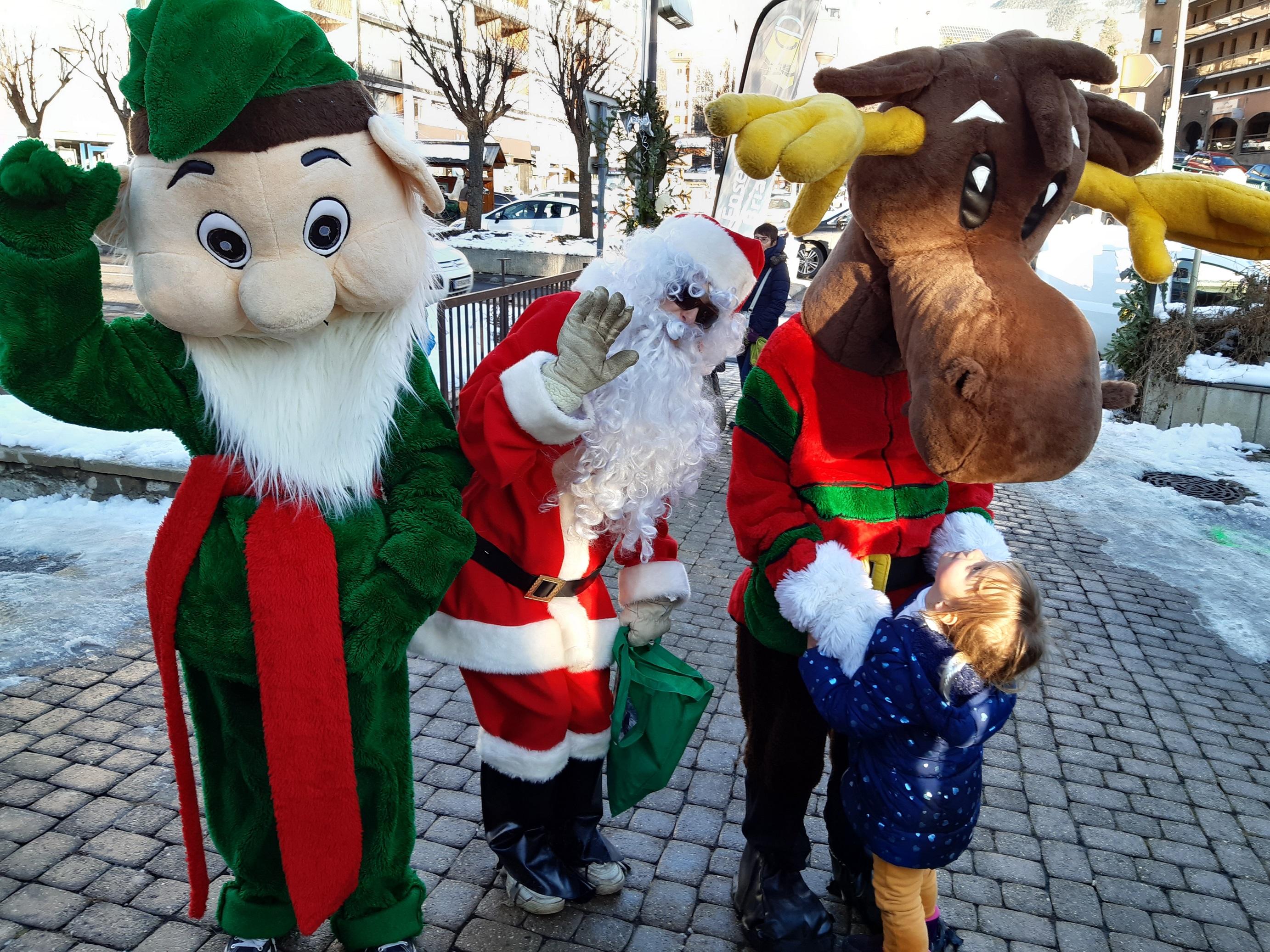 Retour sur le marché de Noël de Briançon