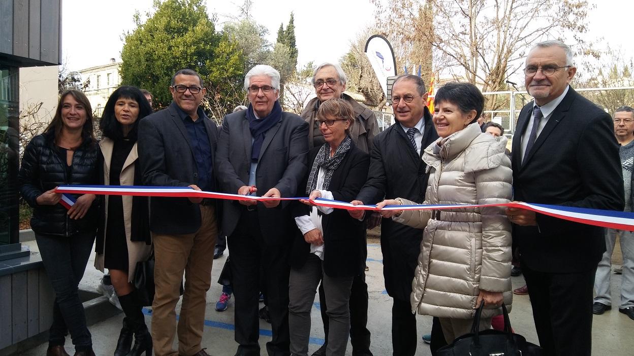 Forcalquier inaugure sa médiathèque intercommunale