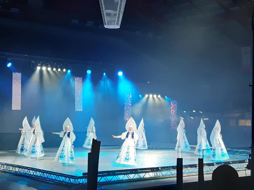 Le cirque de Moscou a emballé les Briançonnais