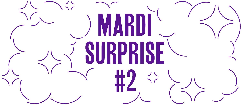 Le Théâtre Durance propose un spectacle surprise ce mardi 11 février !