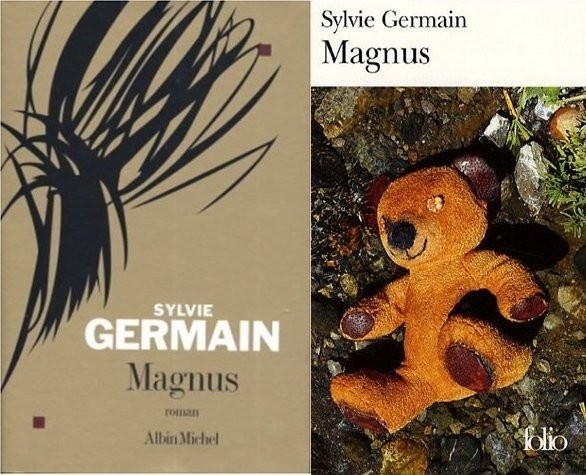 Des Coups au Coeur - Magnus - Sylvie Germain