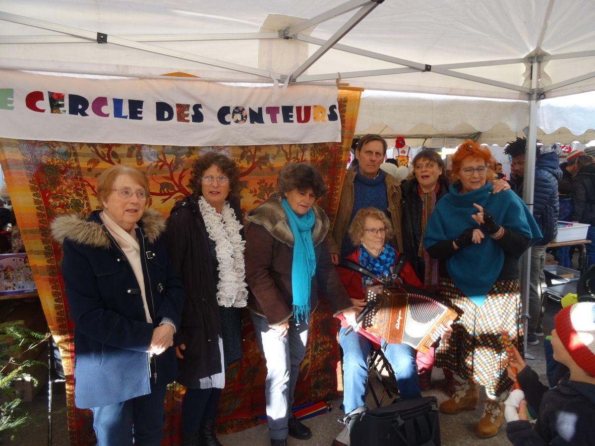 Mardi Gras fait son carnaval, un spectacle proposé par le Cercle des Conteurs Briançonnais