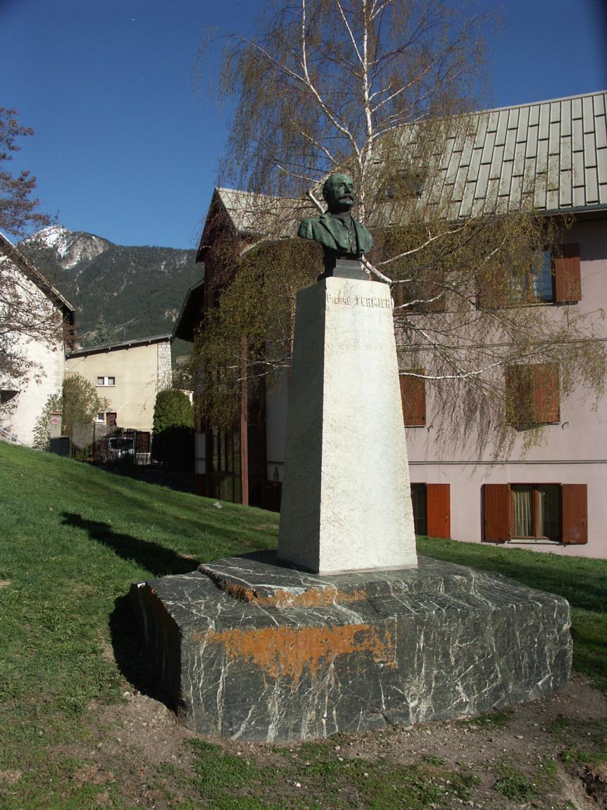 Un peu d'histoire sur le square Pierre Termier à Briançon