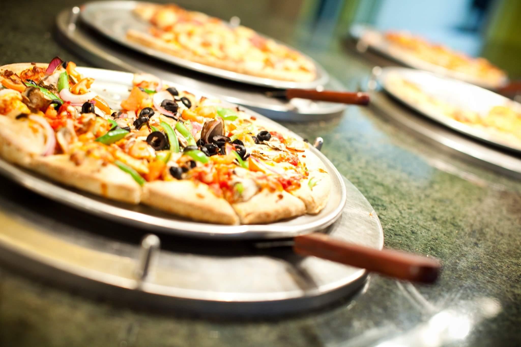 Restez chez vous à Briançon, Speedy Pizza livre à domicile