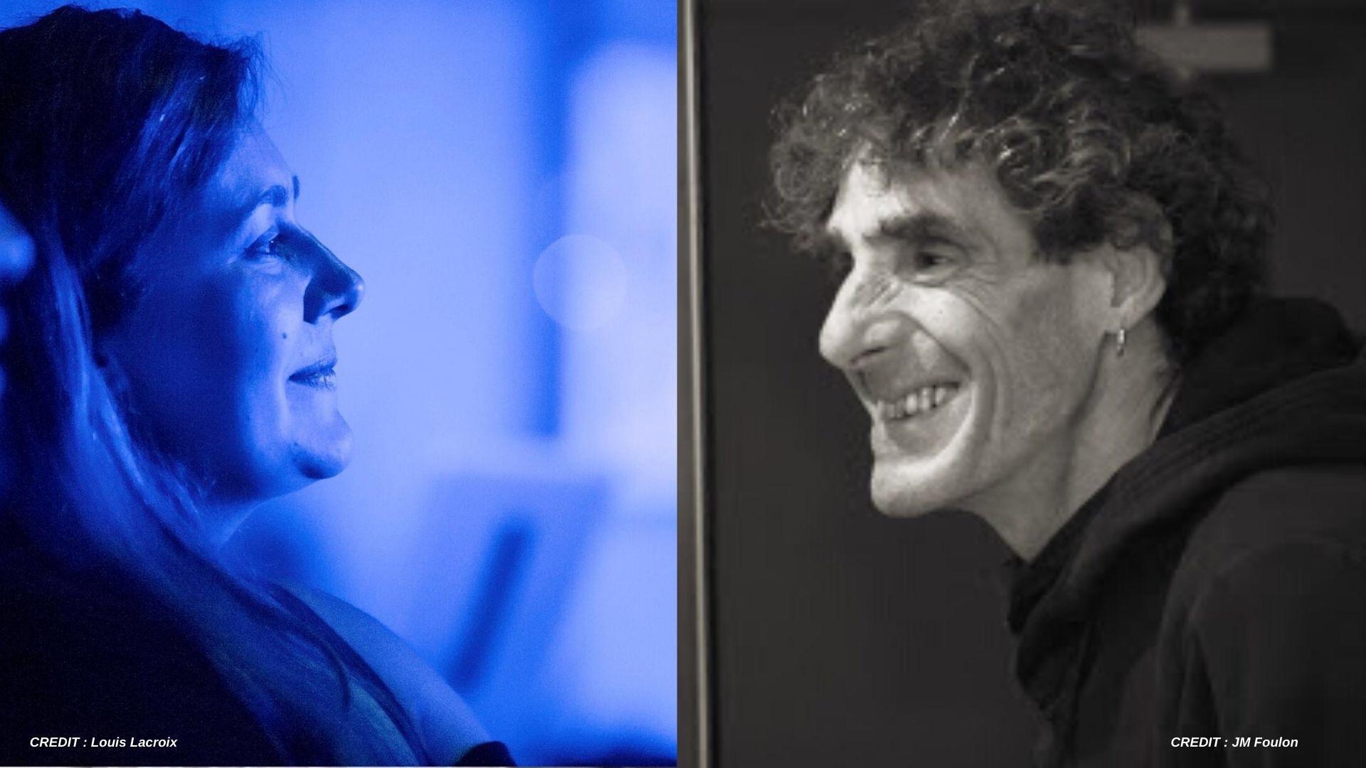 Le K'fé Quoi : On fait Quoi ? Entrevue croisée avec son directeur Bruno Levi et Anais Besse administratrice de l'association