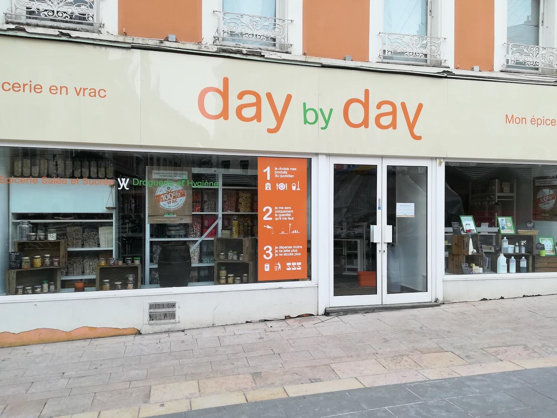 Day by day, l'épicerie en vrac