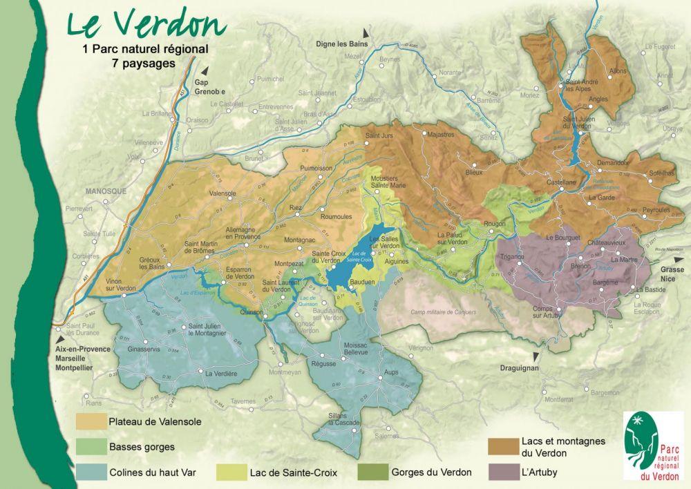 La saison touristique dans le Parc du Verdon s'annonce compliquée