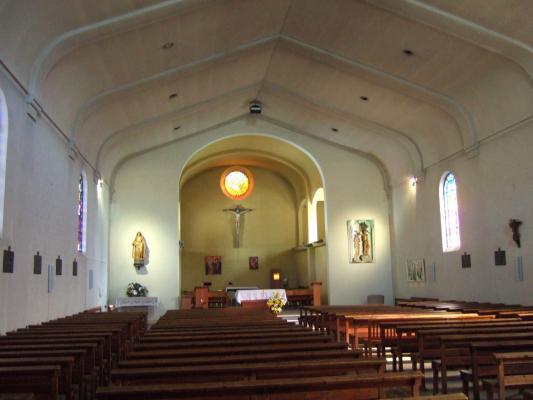 Histoire sur l'Eglise de sainte Catherine à Briançon