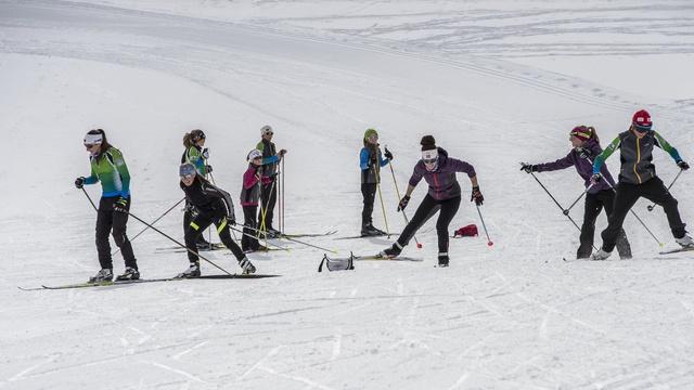 Les Trolls de Guillestre, du Ski Nordique
