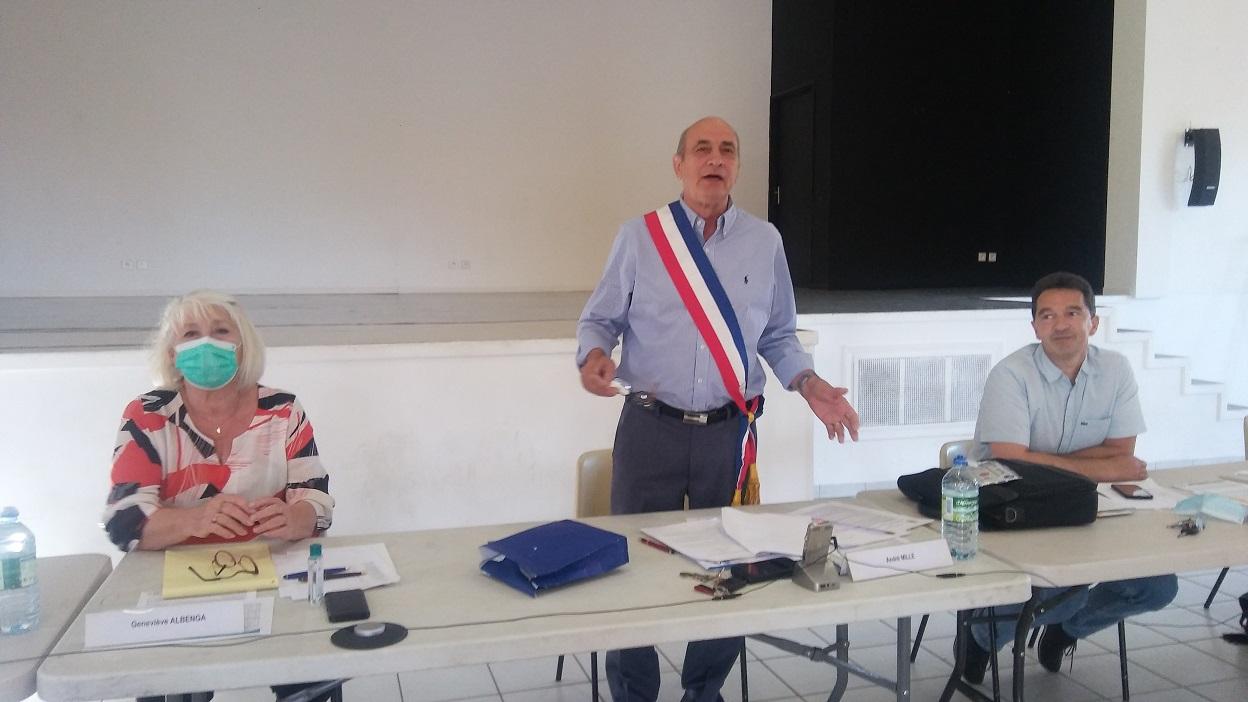 Pierrevert : un second mandat pour André Mille