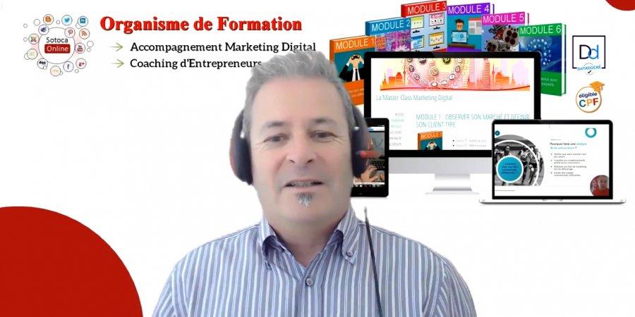 Eric Sotoca  travaille sur Internet depuis plus de 20 ans.