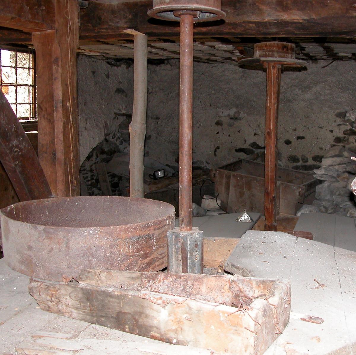 A la découverte du moulin de sachas