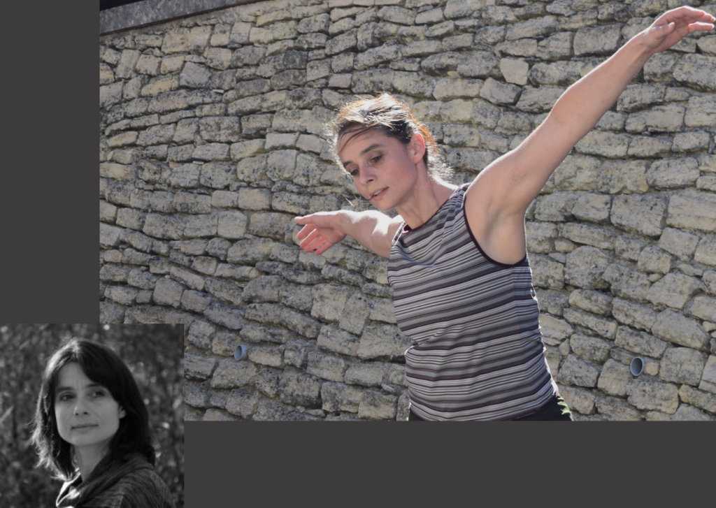 Un stage de danse contemporaine dans le Queyras avec Céline BARDOU