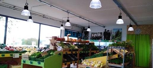 La belle ferme, une boutique qui permet de consommer bio et en circuit court facilement