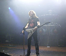 Chronique Musicale by Clo : Dave Mustaine