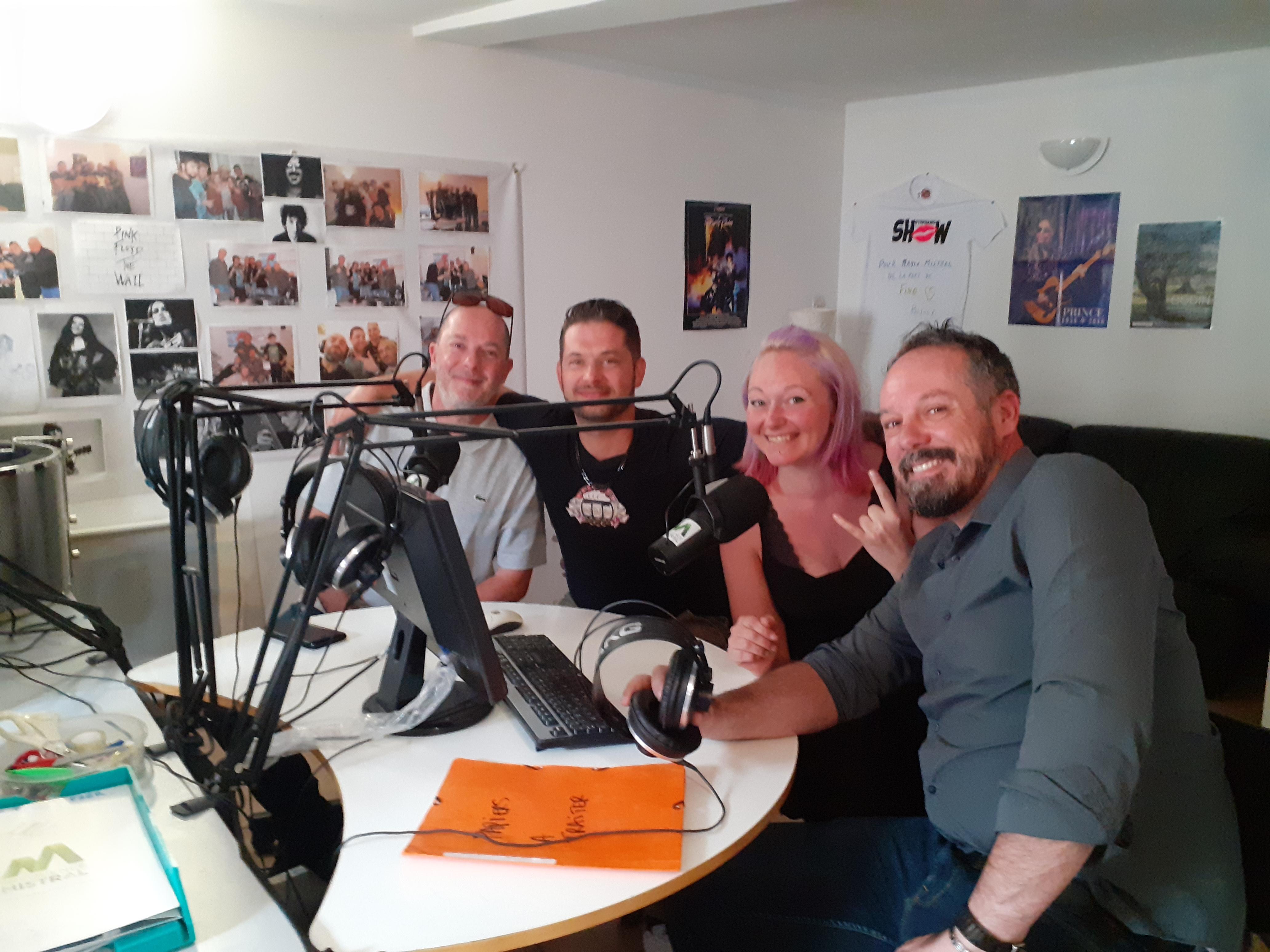 Show us : Un concours d'artistes en  live à Barret-sur-Méouge