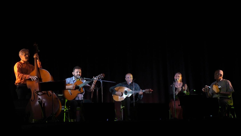 Djamel Djenidi et son groupe El Djamila