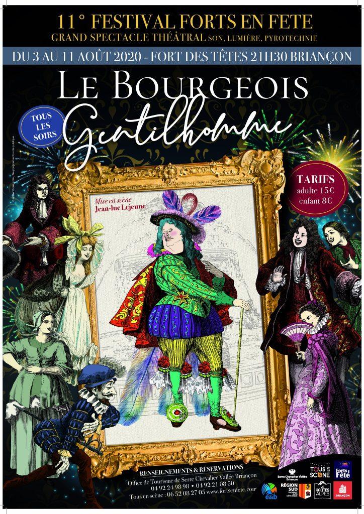 Un GRAND RETOUR DE FORT EN fête a briançon pour sa 11 éme edition !