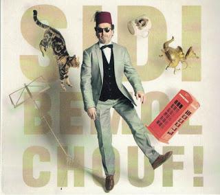 La chronique by James-Chouf : le nouvel album de Sidi Bemol