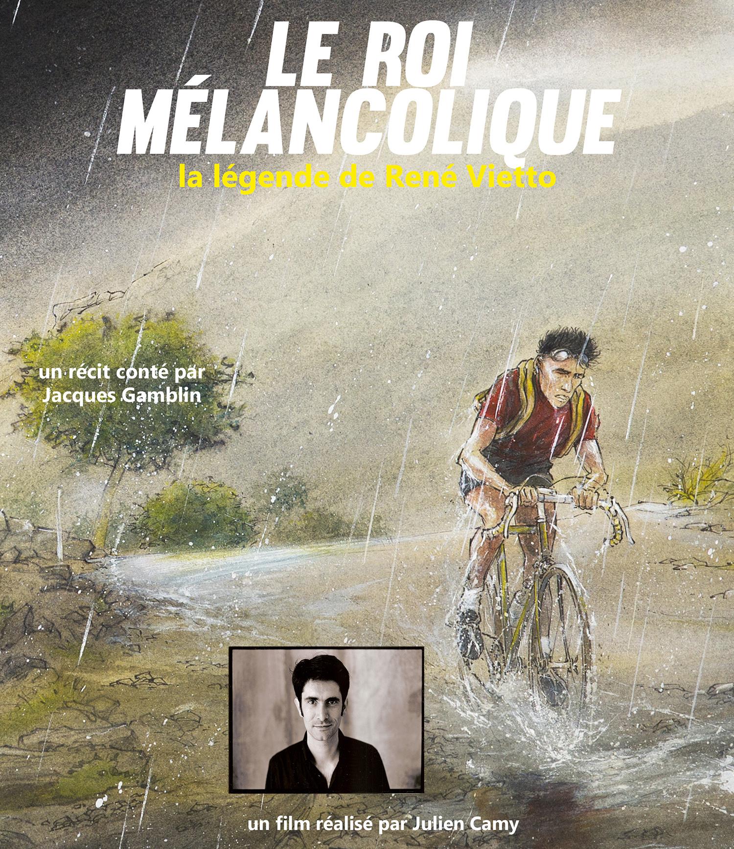 Le roi mélancolique, la légende de René Vietto à Digne les bains