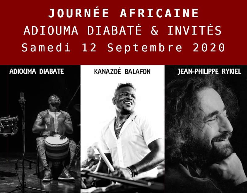 Revest-des-Brousses : Journée consacrée à l'Afrique