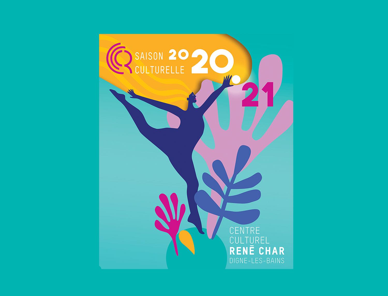 Une belle saison culturelle 2020-2021 à Digne les bains