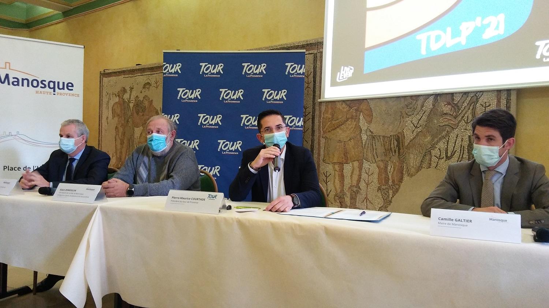 Cyclisme : Manosque accueillera le Tour de Provence 2021