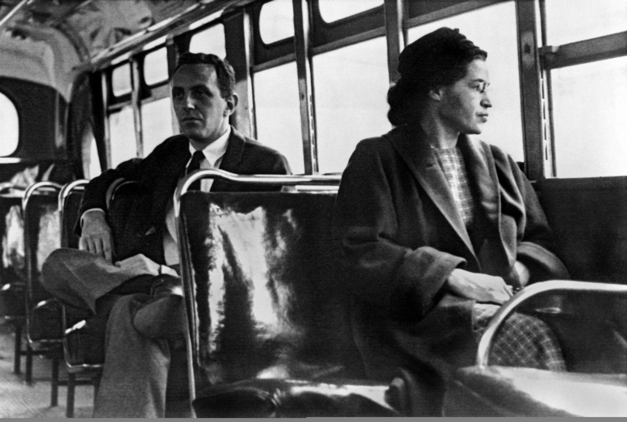 Chronique Line: Rosa Parks.