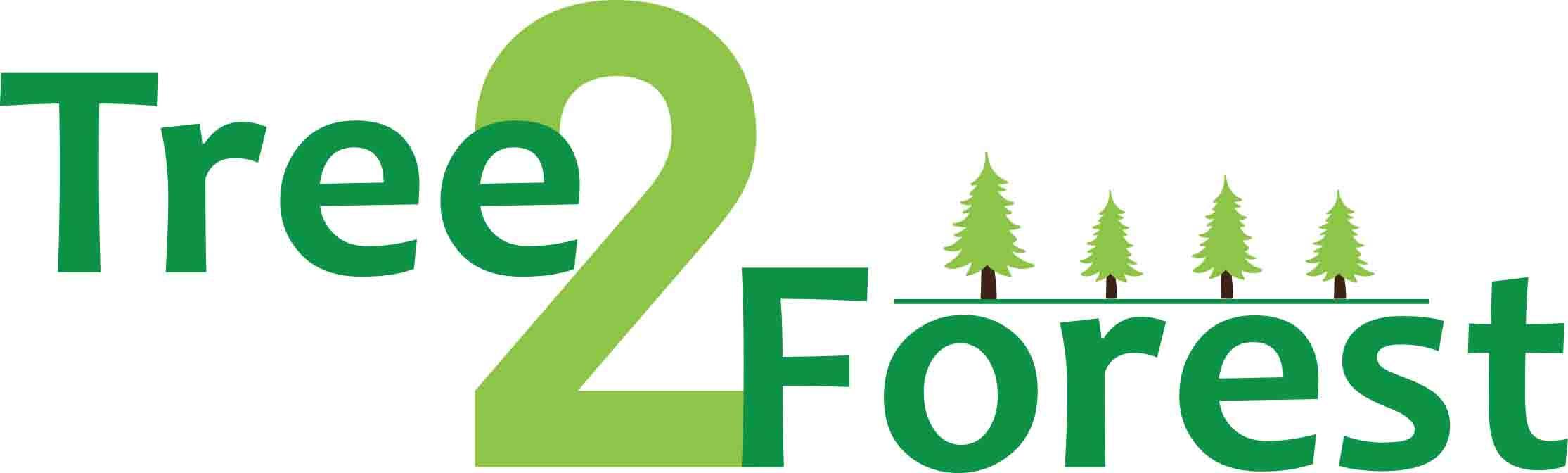Tree 2 Forest, de l'Arbre à la Fôret