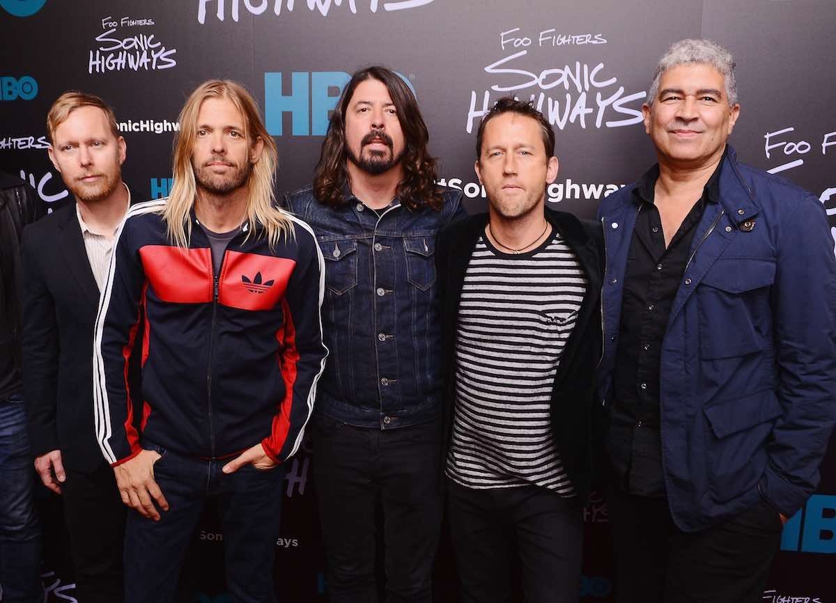 Chroniques Caroline les Foo Fighters