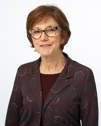 Colette Bellet, déléguée régionale de l'UDES