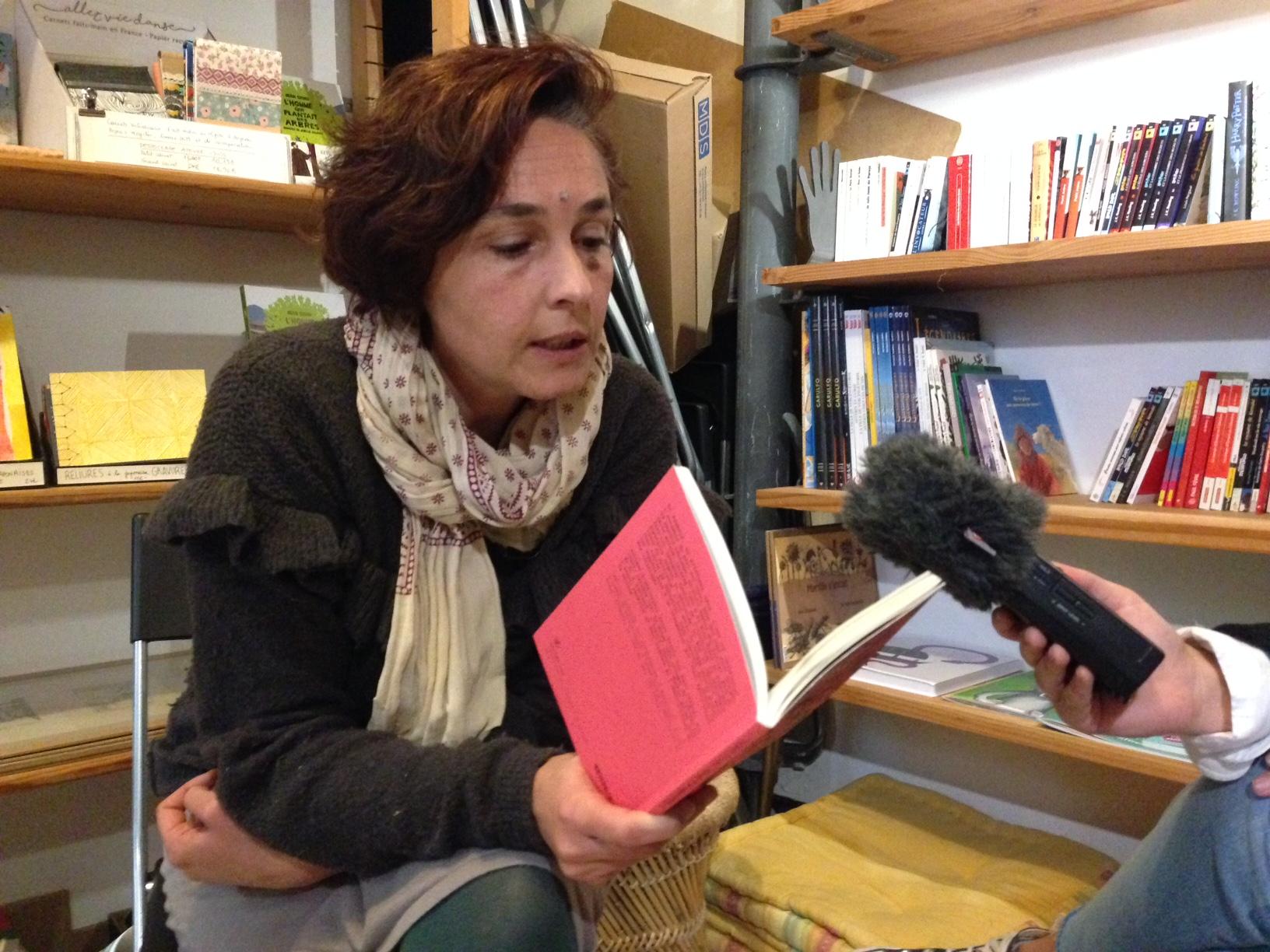 Sadou Czapka, libraire