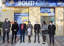 'Bouti'Click and Collect' au service de l'économie locale
