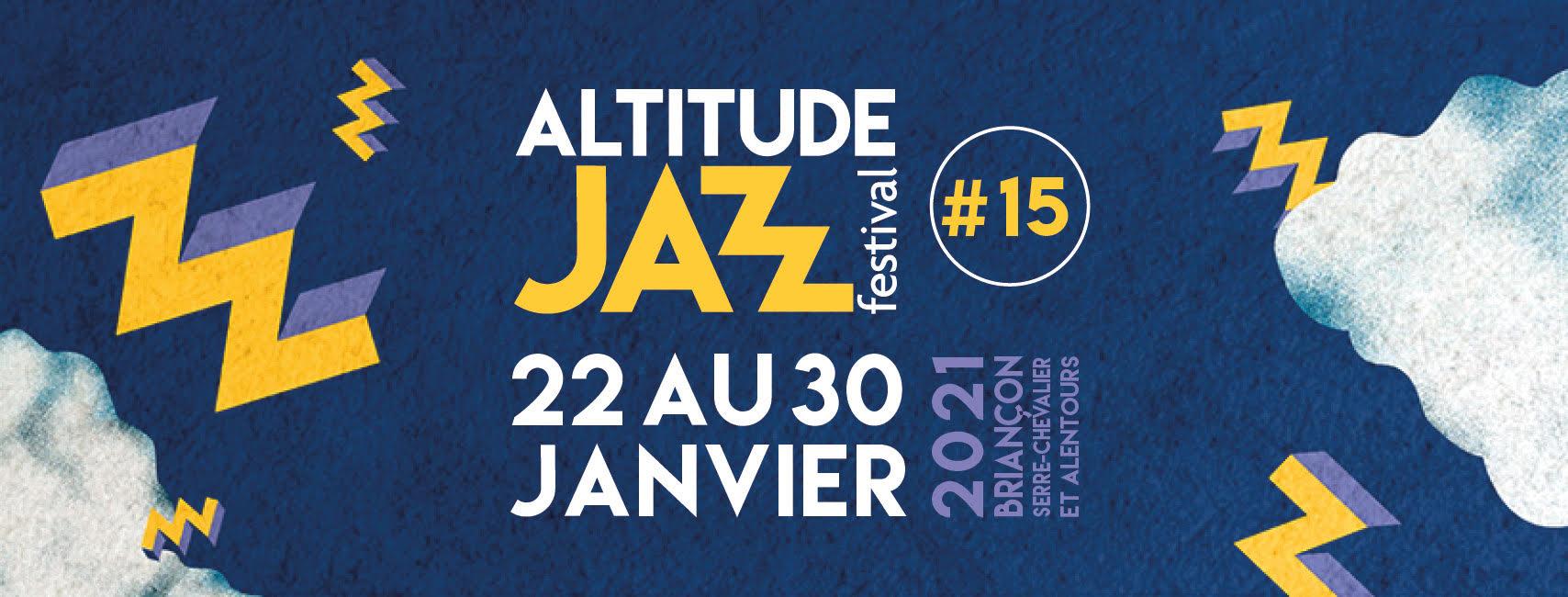 L'Altitude Jazz Festival 2021 est annulé