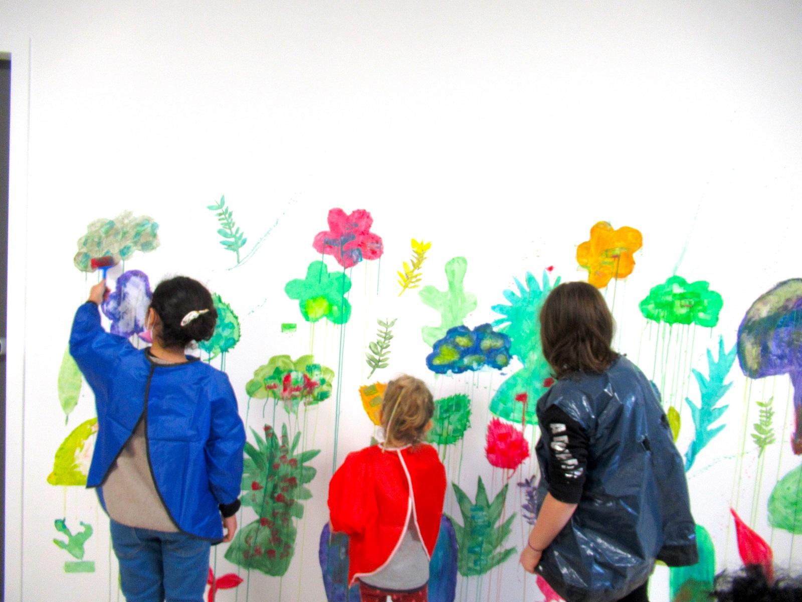 Mom'Cloitre : un espace artistique pour les enfants