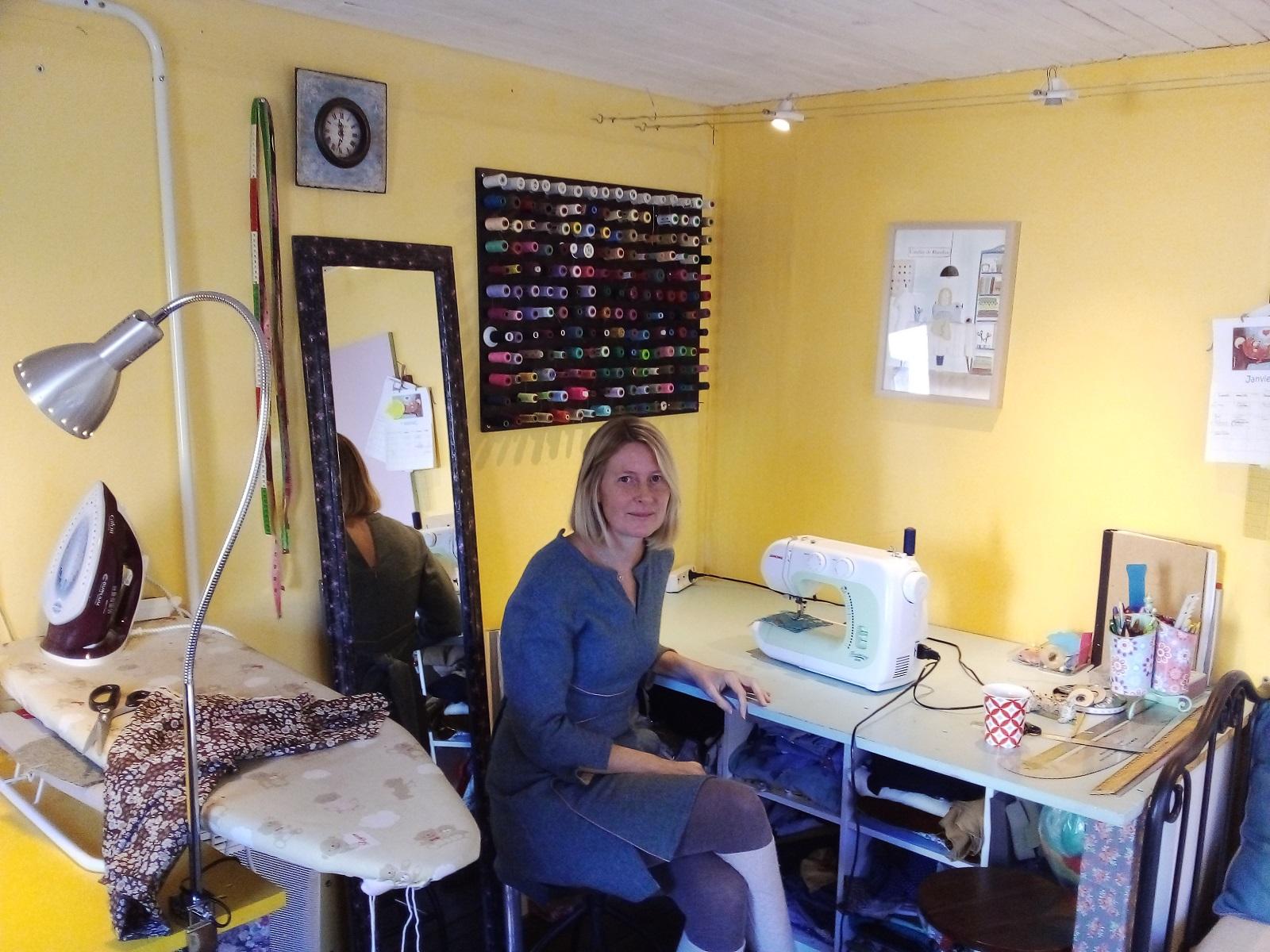 Des ateliers couture ouverts à tous