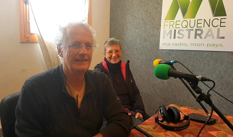 Docteur Jacques Leloutre addictologue et Anne-Marie