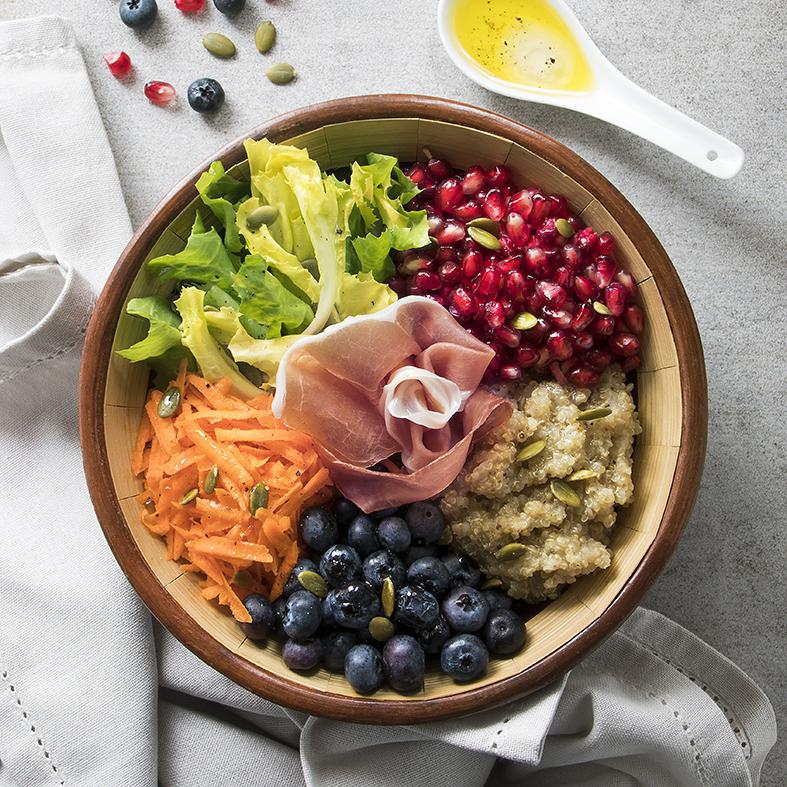 """Les Chroniques de Caro - Kit de survie pour garder la forme avec l'alimentation et le physique """"Body Healthy"""""""