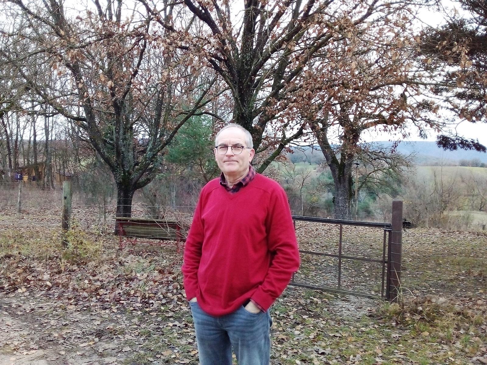 Marc Jean raconte l'épopée de son grand père à Forcalquier