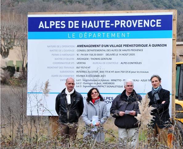 photo service communication du Département des Alpes de Haute-Provence